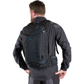 Cube Edge Trail Rucksack 16L black